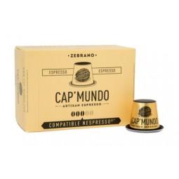 Boite de 10  Capsules - Cap'Mundo - ZEBRANO