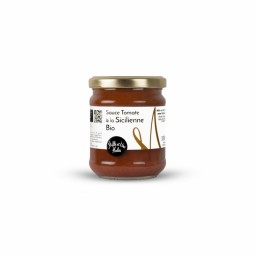 Sauce Tomate à la Sicilienne Bio