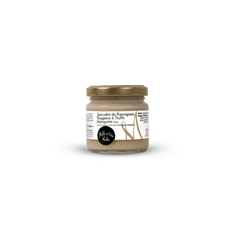 Crème de Parmesan à la Truffe Blanquette, aromatisé