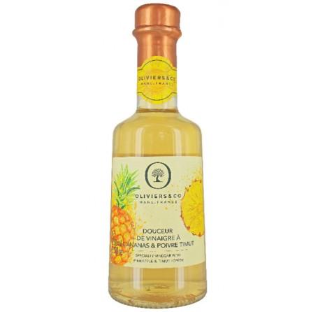 Douceur de Vinaigre à l'Ananas et Poivre Timut