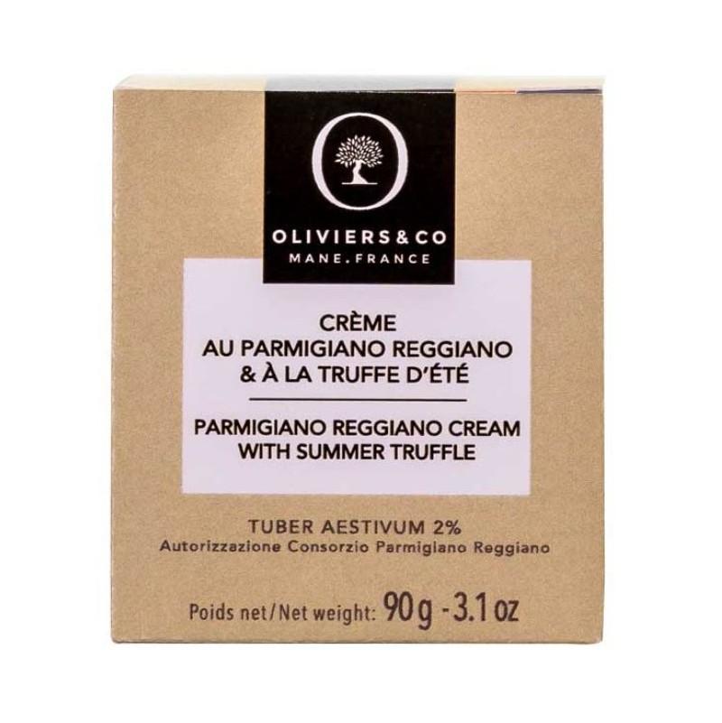 Crème de Parmesan à la Truffe d'Eté (TUBER AESTIVUM) 2%