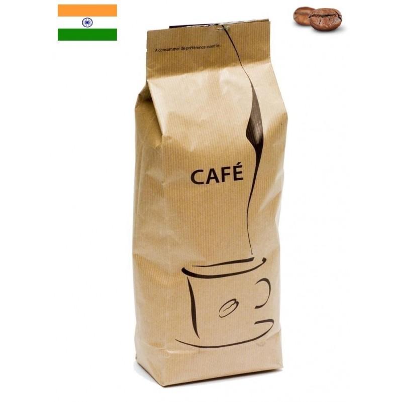 Paquet de Café d'Inde Malabar Moussonne