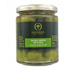 Nocellara Olive Verte