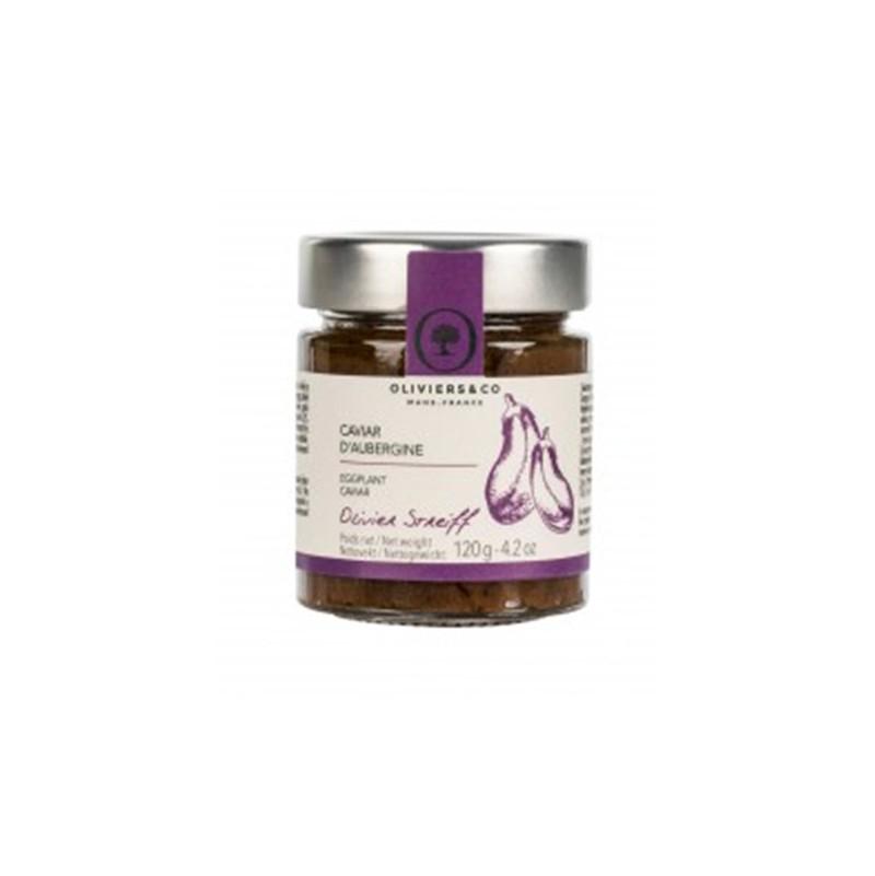 Caviar d'Aubergine - Chef STREIFF