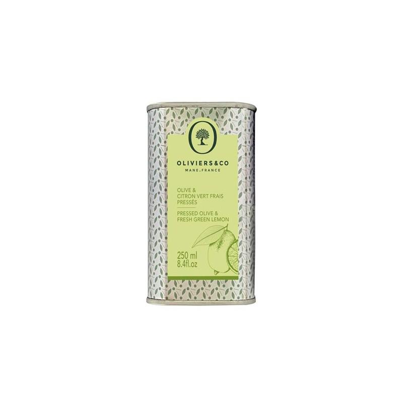 Olive et Citrons Verts Frais Pressés