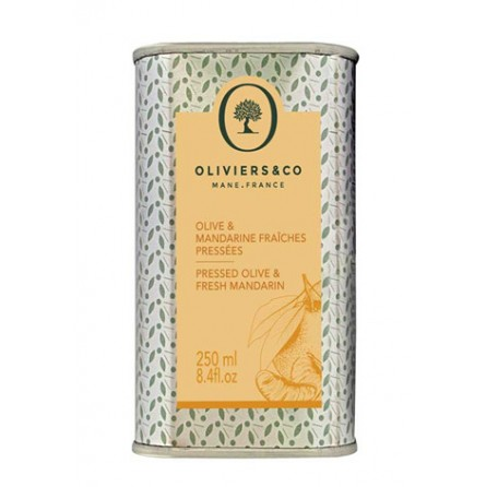 Olives et Mandarines Fraiches Pressées