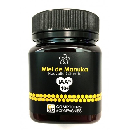 Miel de Manuka IAA10+ de Nouvelle Zelande