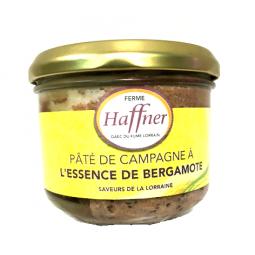 Pâté de Campagne à l'Essence de Bergamote
