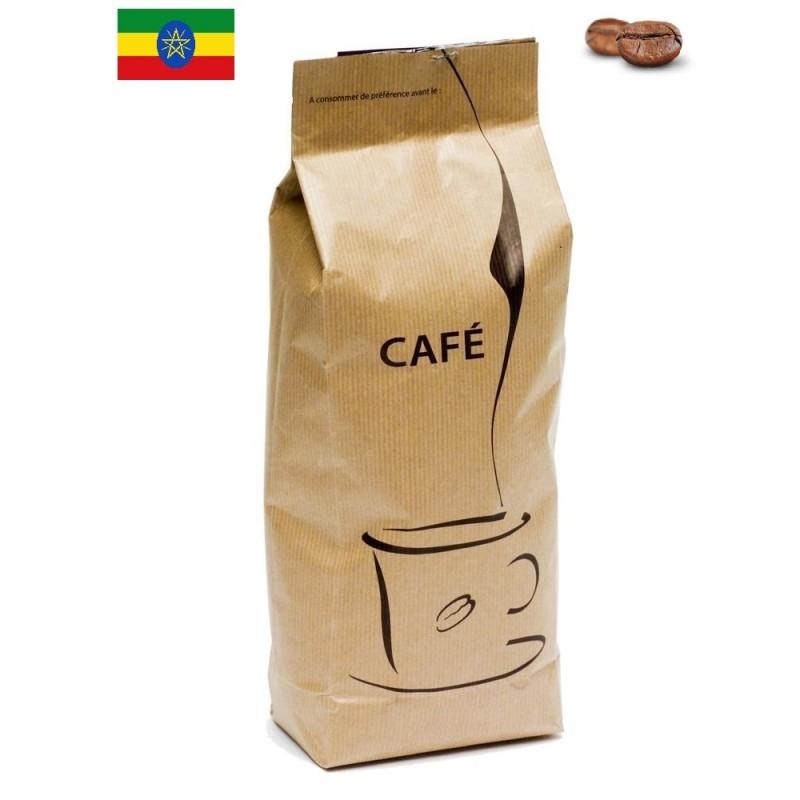 Paquet de Café Sidamo d'Ethiopie