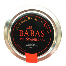 Les Babas de Stanislas au Rhum