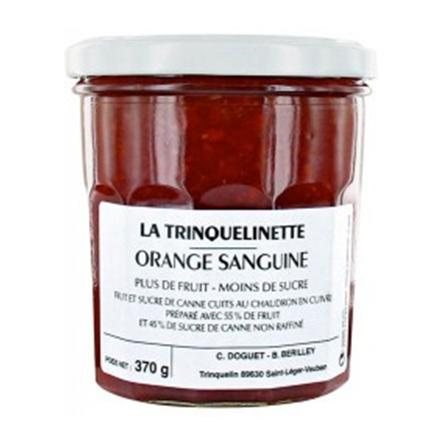 Confiture Orange Sanguine