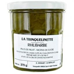 Confiture Rhubarbe